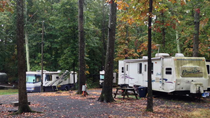 Full hook up campsites in idylwood virginia beach