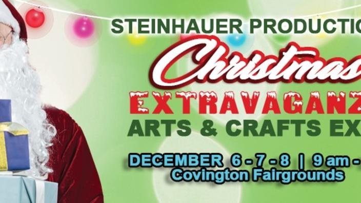 Christmas Extravaganza Arts Crafts Expo By Steinhauer Productions 6 Dec 2019
