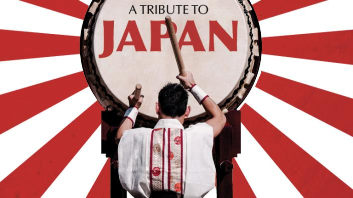 A Tribute to Japan: Percussion UVU