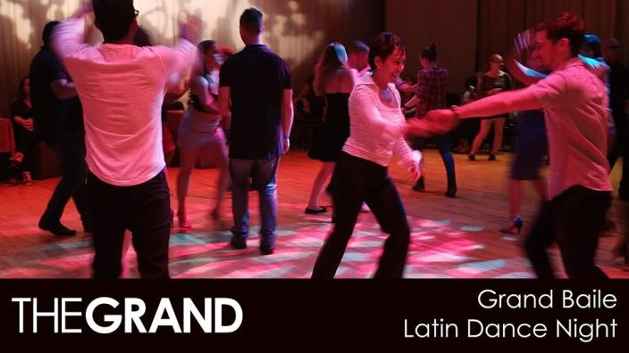Dancing at The Grand Opera House: Return of Grand Baile!