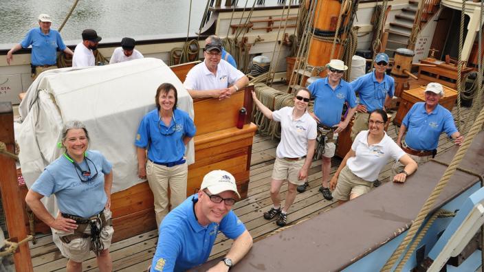 Join the Crew! Kalmar Nyckel Open House