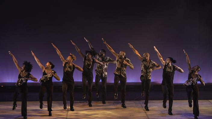 Welcome Back Happy Hour with Step Afrika!