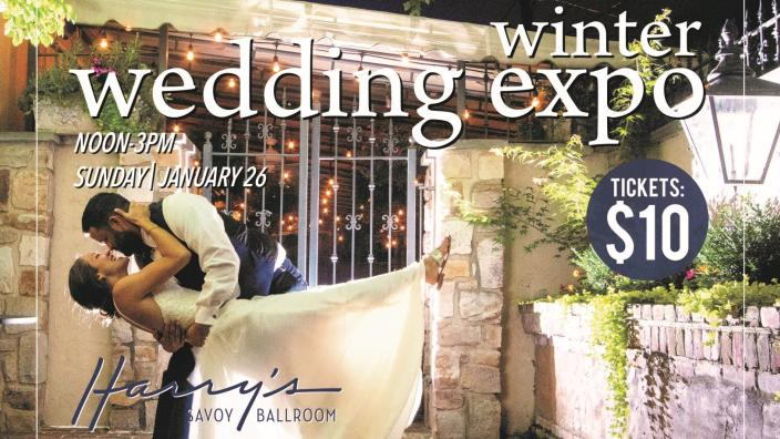 Harry's Winter Wedding Expo