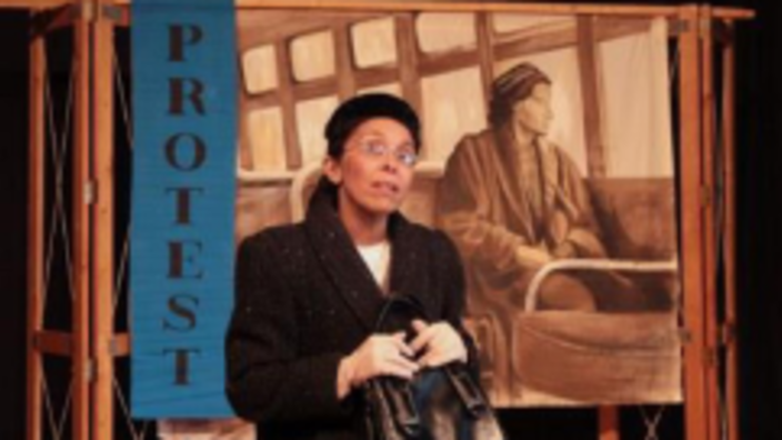 Walk On: The Story of Rosa Parks