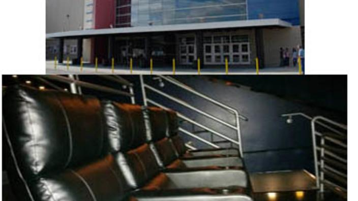 Grand Theatre 18 Diberville Ms 39540