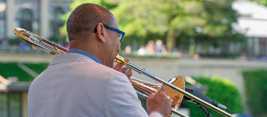 Longwood Summer Series Jazz