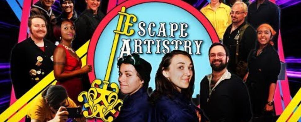 We Are Escape Artistry