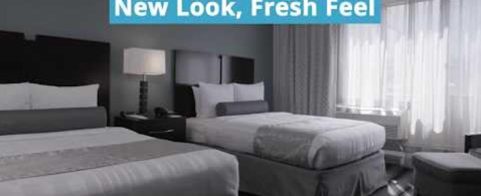 Best Western River North Hotel Newly Renovated