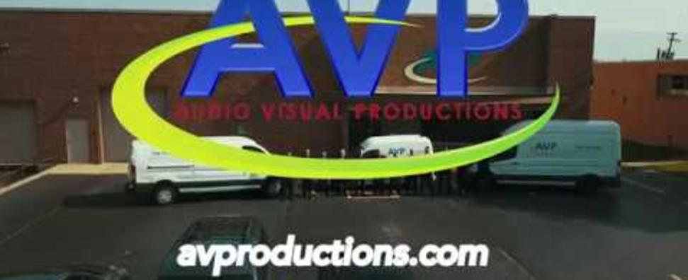 Audio Visual Productions - Your Trusted Event Technology Partner