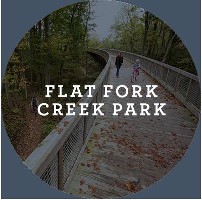 Flat Fork Creek Park Button