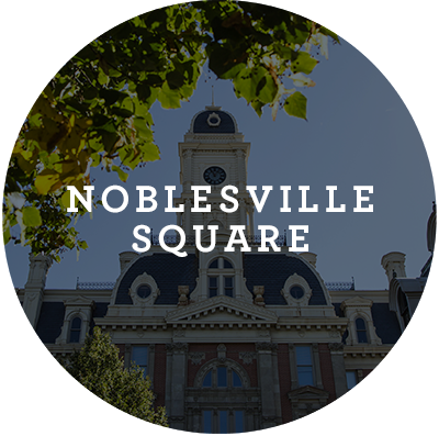 Noblesville Square Button