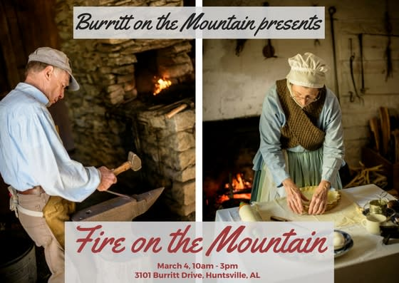 Burritt's Fire On the Mountain Flier