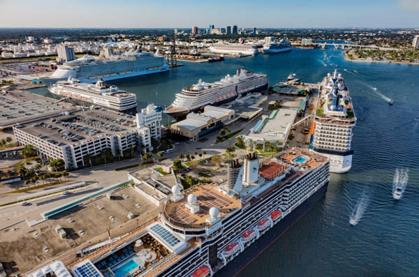 Fort Lauderdale Cruise Port >> Cruise Terminals