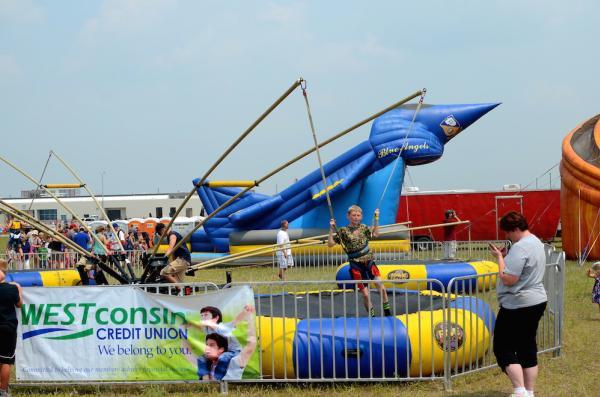 Kid's Zone Airshow