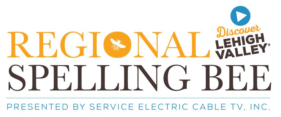 Discover Lehigh Valley Regional Spelling Bee Logo