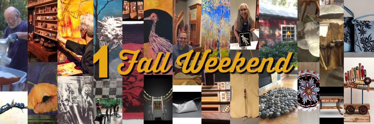 Hidden Studios: 1 Fall Weekend
