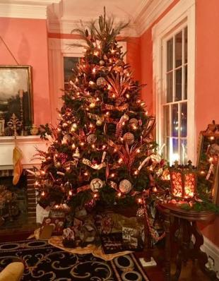 Poplar Grove Plantation Christmas Tree