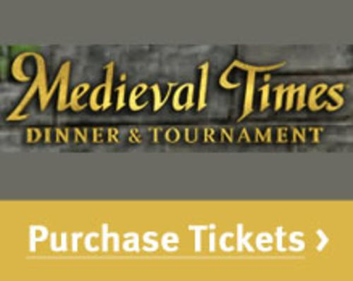 Medieval Times Tickets
