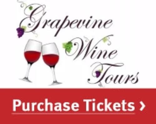 Grapevine Wine Tours - Purchase Tickets