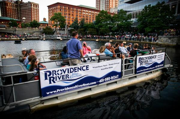 Providence Riverboat