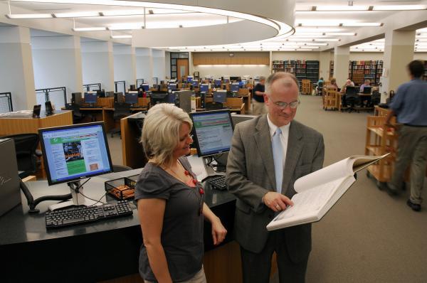 Genealogy Department - Allen County Public Library - Fort Wayne