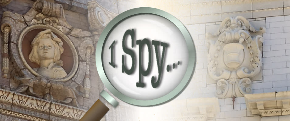 I Spy...Lansing