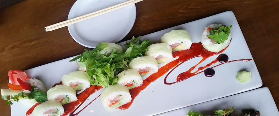 Maru Sushi - Unique Restaurants in Greater Lansing