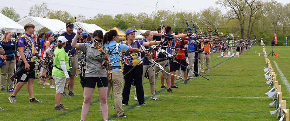 Archery outdoor