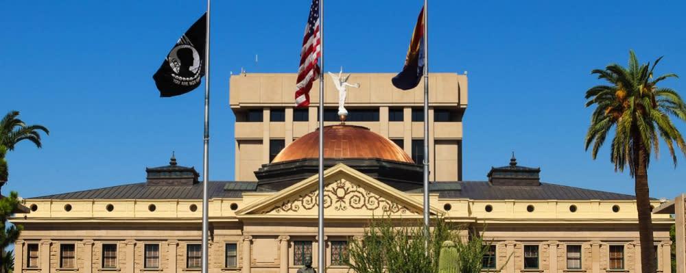 Arizona Capitol Museum - Header