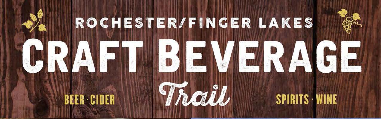 ROC/FLX Craft Beverage Trail