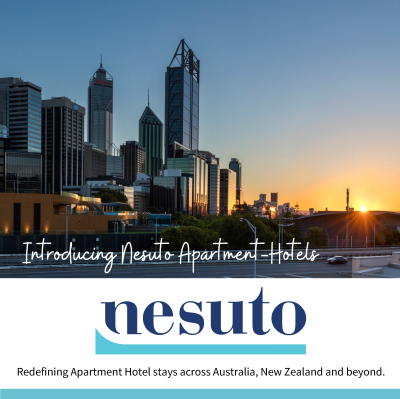 Waldorf Apartments to Rebrand as Nesuto as it More Than Triples it's Australasia Footprint in the Next Five Years