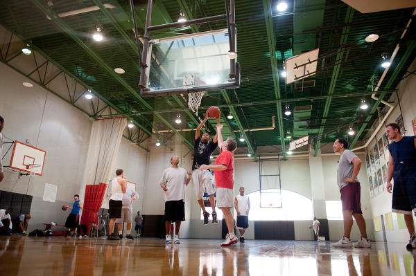YMCA Downtown Pick-Up Basketball