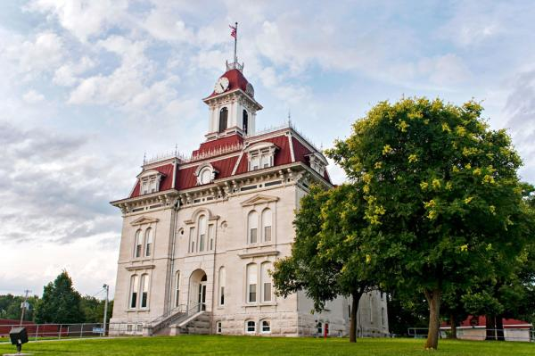Chase County Courthouse
