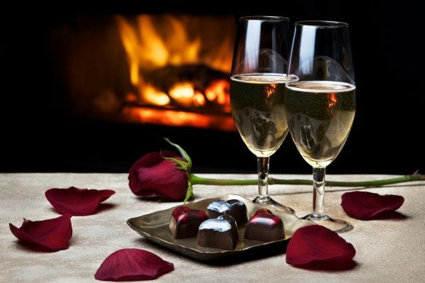 Savvy Cellars Valentine's Day Event