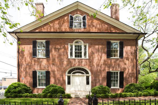 Hopemont, Hunt-Morgan House