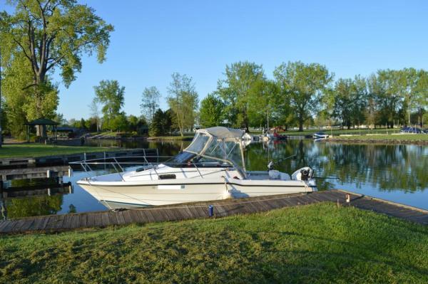 Markin' Fish Charter Boat