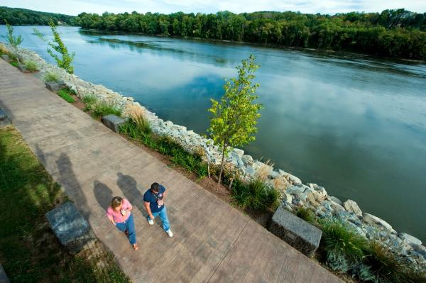 Susquehanna River Walk