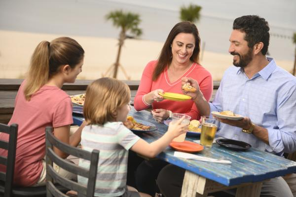 Family Dining in Coastal Mississippi