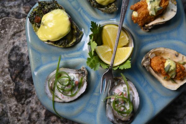 Coastal Mississippi Seafood