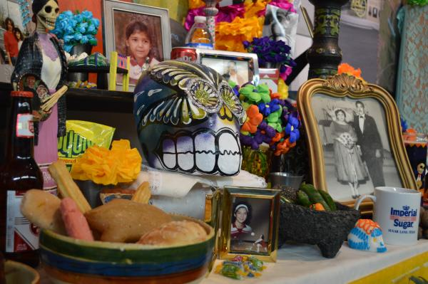 Dia de los Muertos Exhibit - SL Heritage Foundation - Spook-tacular Fun in Sugar Land Header