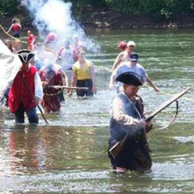 16th Annual Braddock's Crossing of the Yough