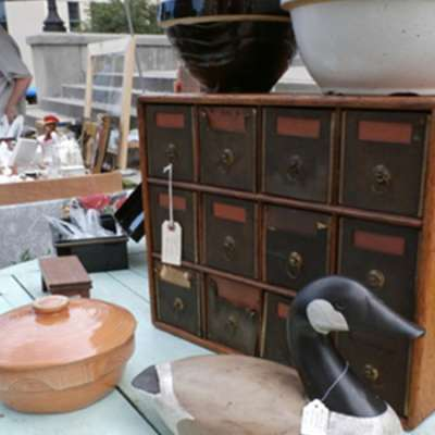 49th Annual Somerset Antique Show