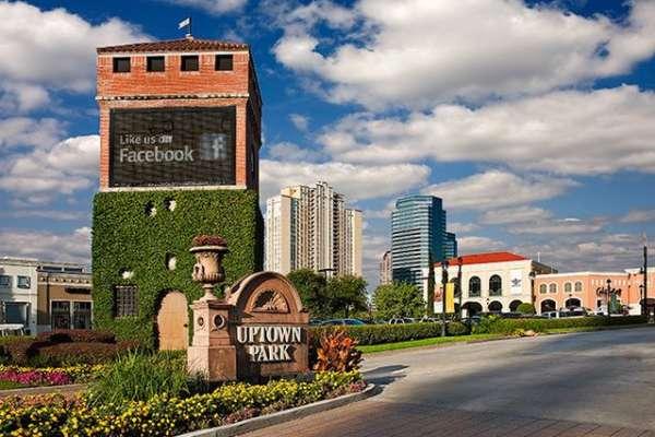 Uptown Park Shopping Center