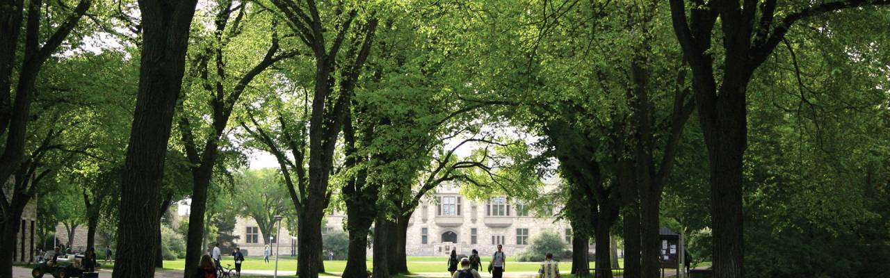 University of Saskatchewan campus