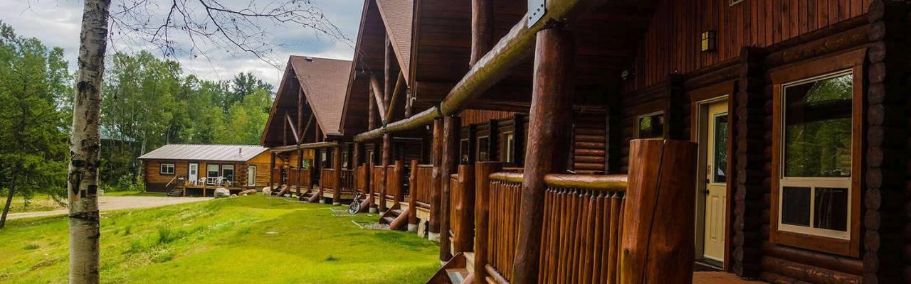 Thompson's Resort Missinipe for package