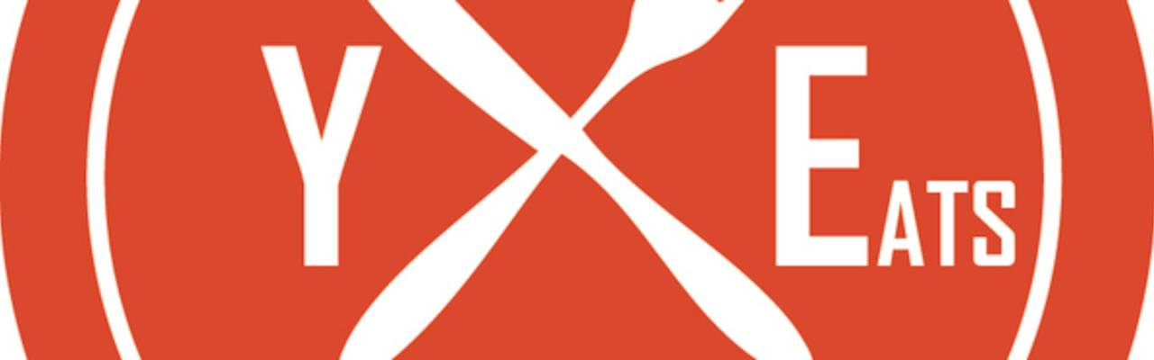 YXEats logo round 2015