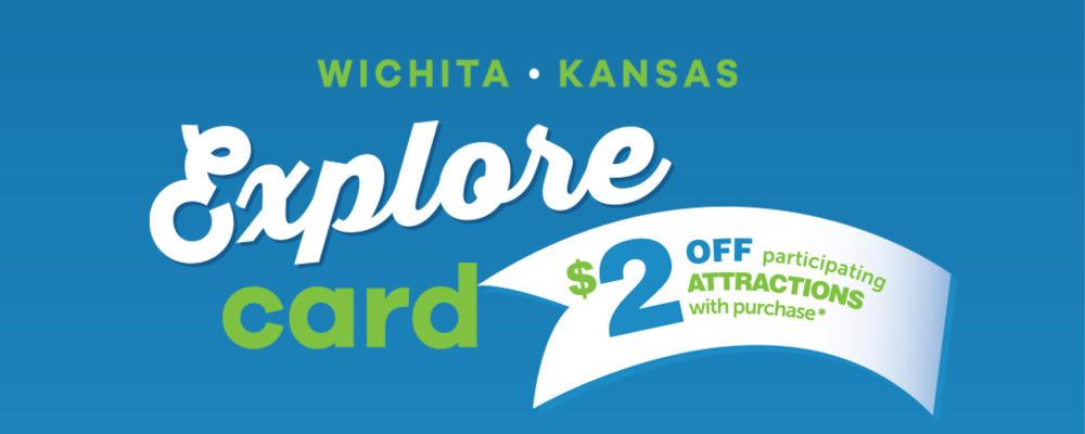 Visit Wichita Explore Card