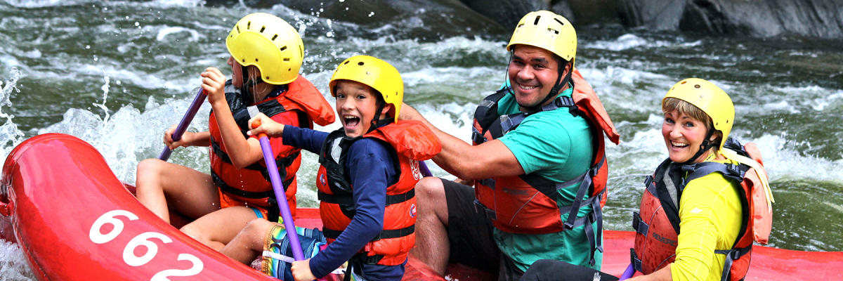 Ohiopyle Raft