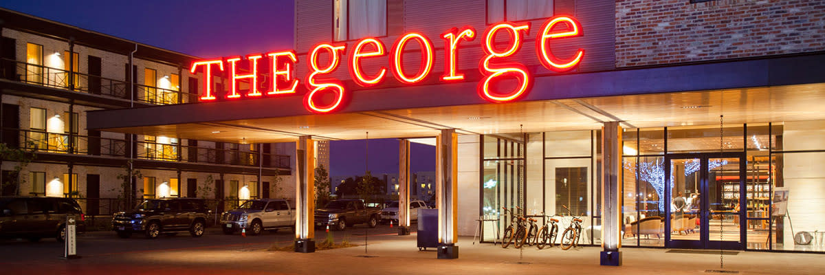 The George Exterior