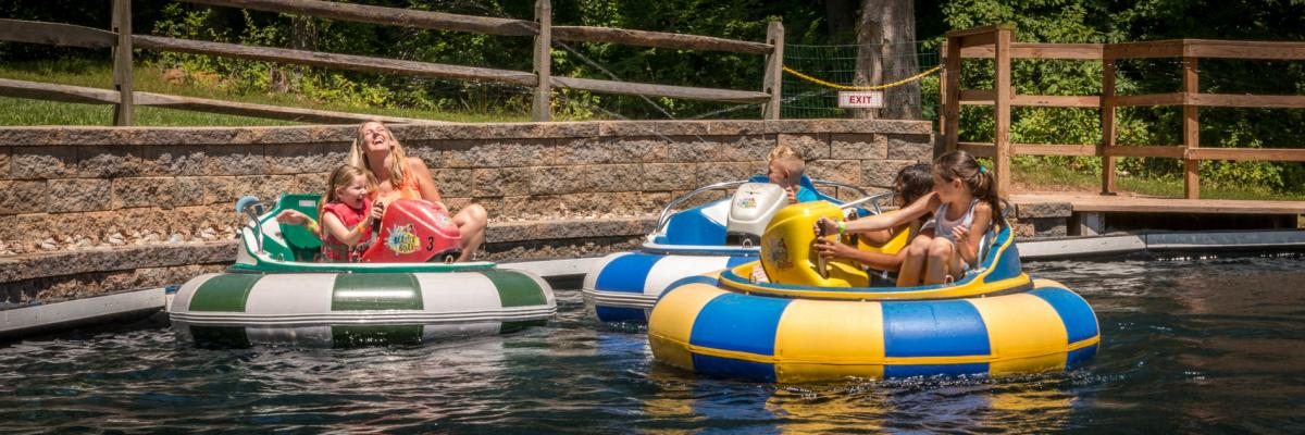 bumper-boats